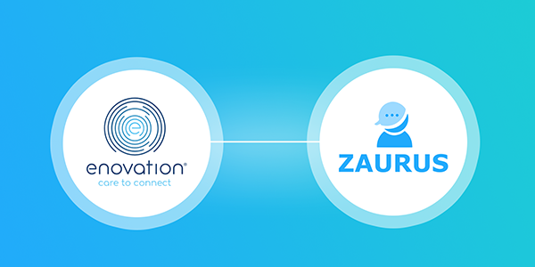 Press Release: Enovation Enters the Market of Digital Consulting Rooms by Adding Zaurus